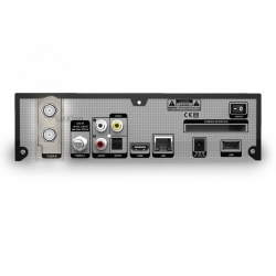 Red Eagle TwinBox LCD Full HD Linux E2 Receiver ENIGMA2